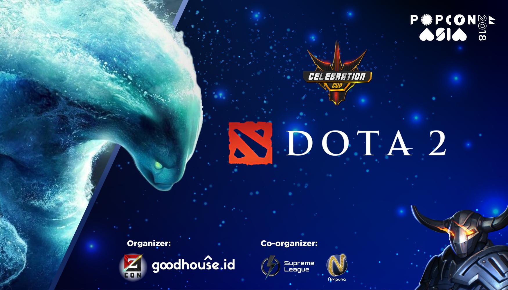 Popcon Asia 2018 Dota 2 Tournament