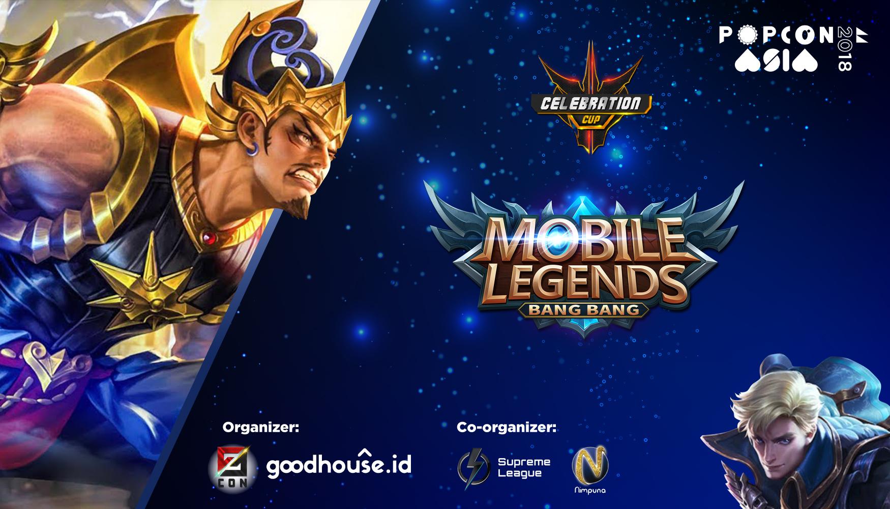 Popcon Asia 2018 Mobile Legend Tournament