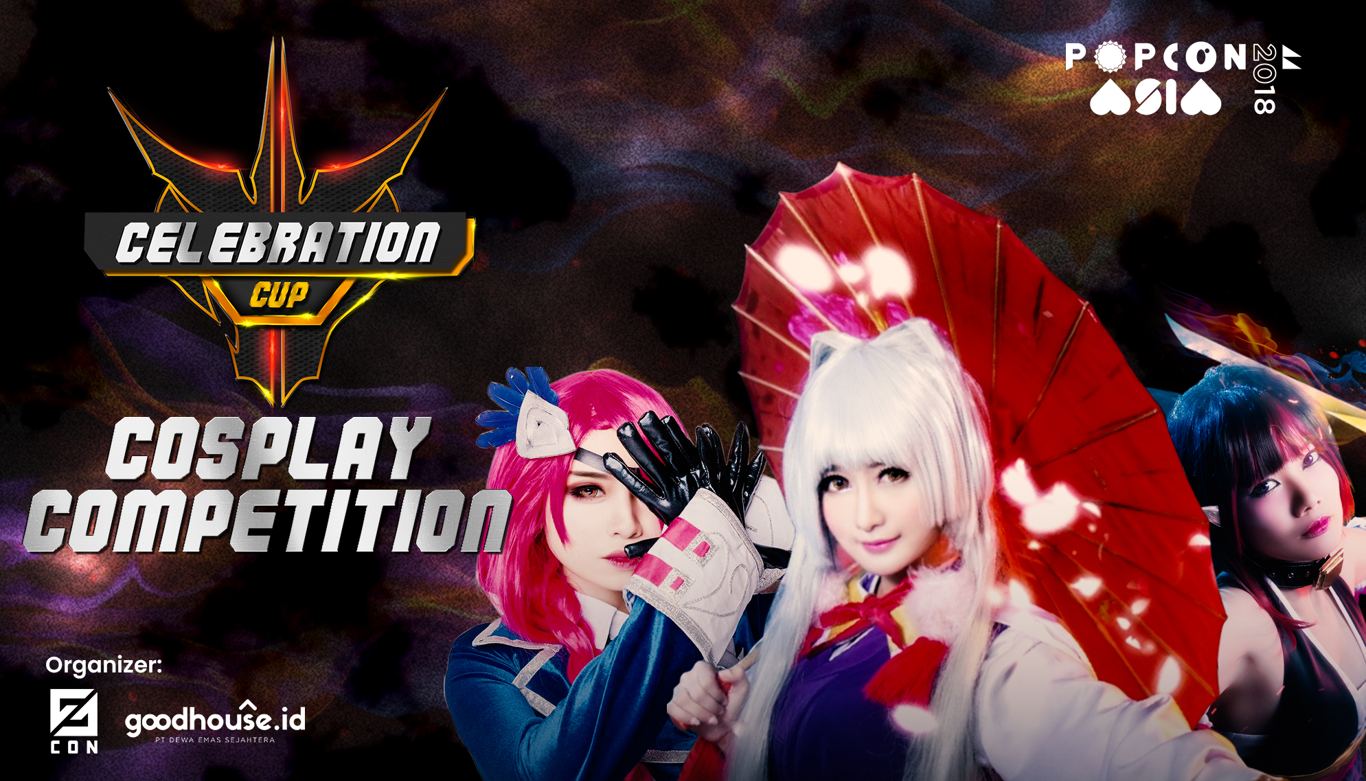 Celebration Cup Cosplay Competition